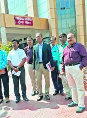 नागपुर की तर्ज पर लातूर में बनेगा ट्रॉमा केयर सेंटर