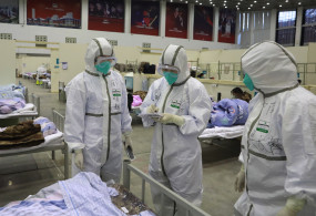 ईरान में कोरोना वायरस से 2 की मौत