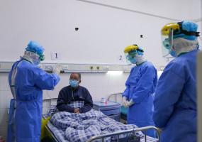 चीन में कोरोनावायरस के 3,887 नए मामले, 65 नई मौतें