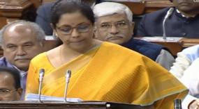 भारत नेट के लिए 6 हजार करोड़ दिए जाएंगे : वित्त मंत्री
