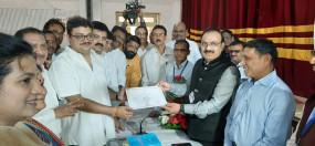 महाराष्ट्र की राजनीति कोमिला एक और नेता पुत्र, दुष्यंत ने विधानपरिषद की बाजी मारी