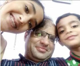 Crime: एक झटके में उजड़ा परिवार, पिता ने दो बच्चों की हत्या कर मेट्रो के आगे कूदकर दी जान