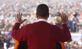 दिल्ली: शपथ लेते ही 'फ्री,फ्री,फ्री' पर अरविंद केजरीवाल ने विरोधियों को दिया ऐसा जवाब कि...