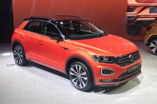 Auto Expo 2020: Volkswagen T-Roc की बुकिंग शुरू, जानें कब होगी लॉन्च