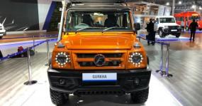 Auto Expo 2020: Force Motors ने लॉन्च की पावरफुल Gurkha, खास है स्पोर्टी लुक