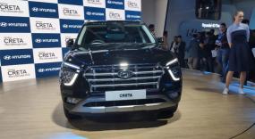 Auto Expo 2020: Hyundai ने पेश की सेकंड जेनरेशन Creta, इतना बदल गया लुक
