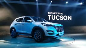 Auto Expo 2020: हुंडई ने लॉन्च की 2020 Tucson फेसलिफ्ट लॉन्च, जानें फीचर्स