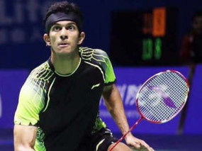 Barcelona Master: अजय जयराम सेमीफाइनल में, साइना-समीर टूर्नामेंट से बाहर