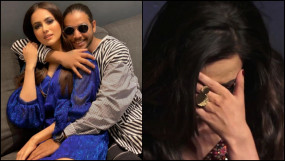 Breakup: वेबसीरीज के प्रमोशन के दौरान फफक-फफक के रोईं सना खान, ये था कारण