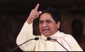 आरक्षण: मायावती ने केंद्र सरकार को घेरा, लगाया उपेक्षा का आरोप