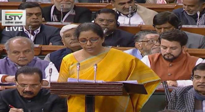 Budget 2020: वित्त मंत्री ने SC, ST और OBC के लिए की ये बड़ी घोषणा