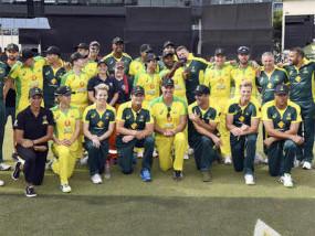 बुशफायर बैश : पोटिंग-XI ने चैरिटी मैच में गिलक्रिस्ट-XI को 1 रन से हराया