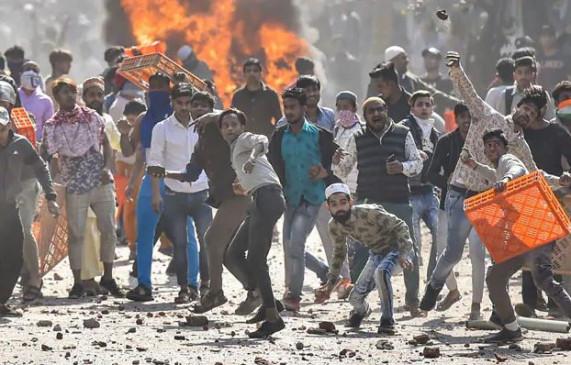 खुफिया रिपोर्ट: CAA के विरोध प्रदर्शनों पर बड़ा खुलासा, इन दो संगठनों ने दिल्ली-यूपी में कराई हिंसा