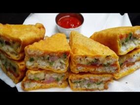 Snack: हल्की-फुल्की भूख को न करें इग्नोर, शाम के नाश्ते के लिए बनाएं 'चीज़ ब्रेड पकोड़ा'
