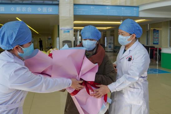 चीन: कोरोनावायरस वायरस की चपेट में आए 328 मरीज इलाज के बाद फिट, मिली अस्पताल से छुट्टी