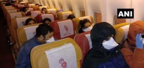 CoronaVirus : चीन से लौटे भारतीय नागरिकों में से 104 को ITBP चावला कैंप और 220 को मानेसर भेजा, दूसरा विमान चीन रवाना