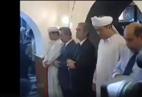 Fake News: कोरोना वायरस से बचने चीन के प्रधानमंत्री पहुंचे मस्जिद?