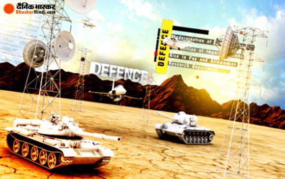 Defense Budget 2020: रक्षा बजट में महज 5.8 फीसदी का इजाफा, दिए 3.37 लाख करोड़ रुपए
