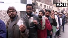 Delhi Election : पीएम मोदी, शाह, और केजरीवाल ने सभी से वोट डालने की अपील की