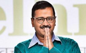 दिल्ली: AAP विधायकों ने केजरीवाल को विधायक दल का नेता चुना, 16 फरवरी को लेंगे सीएम पद की शपथ