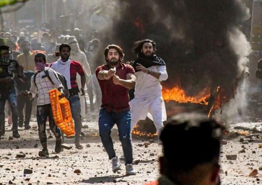 Delhi Burning: पुलिस पर गोलियां चलाने वाला शाहरुख किया गया गिरफ्तार