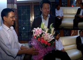 Fake News: दिल्ली चुनाव से पहले पाक पीएम इमरान से मिले थे केजरीवाल, जानें वायरल तस्वीरों का सच?