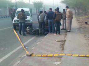 Crime: दिल्ली पुलिस और अपराधियों के बीच मुठभेड़, मारे गए दो बदमाश