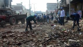 दिल्ली हिंसा : मुआवजे के लिए पहले दिन 69 लोगों ने किया आवेदन