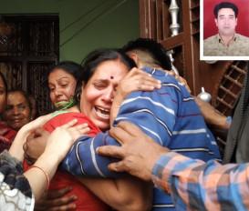 दिल्ली हिंसा: परिवार की मदद करने आ रहे थे इंटेलिजेंस ब्यूरो के हेड कॉन्स्टेबल, चांद बाग में दंगाइयों की पत्थरबाजी में मौत
