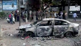 Delhi Violence: हिंसा प्रभावित नॉर्थ ईस्ट दिल्ली में हिंसा करने वालों को गोली मारने के आदेश