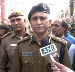 Delhi Violence: एसएन श्रीवास्तव होंगे दिल्ली के नए पुलिस कमिश्नर
