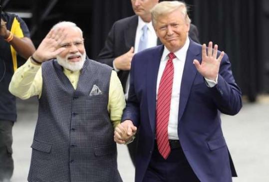 Trump Visit India: ट्रंप के आने से पहले अमेरिकी सीक्रेट सर्विस के एजेंट पहुंचे भारत