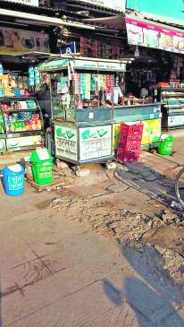 अब दुकानों के बाहर कचरा पेटियां रखना अनिवार्य, मनपा के सख्त निर्देश