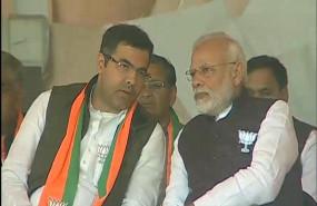Delhi Election 2020 : बीजपी सांसद प्रवेश वर्मा पर EC ने दूसरी बार लगाया प्रतिबंध, 24 घंटे तक नहीं कर सकेंगे प्रचार