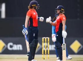 महिला क्रिकेट: त्रिकोणीय टी-20 सीरीज में भारत की लगातार दूसरी हार, इंग्लैंड ने 4 विकेट से हराया