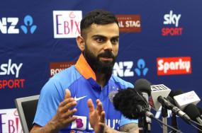 NZ VS IND: कोहली ने कहा, बल्लेबाजी और गेंदबाजी के साथ फील्डिंग पर भी ध्यान देना होगा