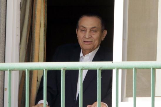 मिस्र के पूर्व राष्ट्रपति होस्नी मुबारक का निधन