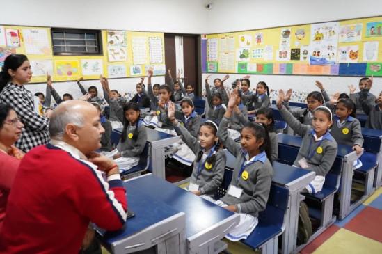 महाराष्ट्र के स्कूलों में भी शुरू हो सकती है हैप्पीनेस क्लास