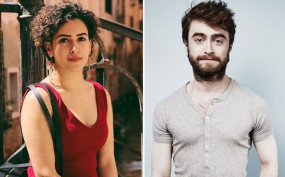 Viral:'हैरी पॉटर' ने वीडियो शेयर कर किया सान्या को विश, बनाया उनके दिन को खास