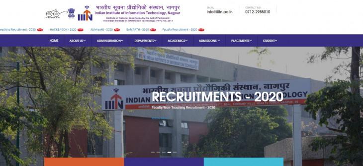 भर्ती : IIT नागपुर में 35,000 से ज्यादा कमाने का मौका, यहां पढ़ें डिटेल