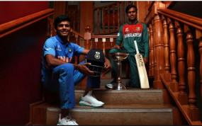 IndVsBan U-19 World Cup Final: बांग्लादेश ने 177 रन पर समेटी टीम इंडिया की पारी
