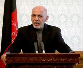भारत ने गनी के फिर से अफगानिस्तान का राष्ट्रपति चुने जाने पर बधाई दी