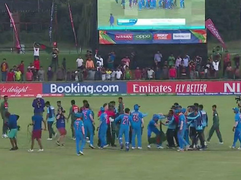 अंडर-19 वर्ल्ड कप: ICC ने बांग्लादेश के 3 और भारत के 2 खिलाड़ियों पर जुर्माना लगाया