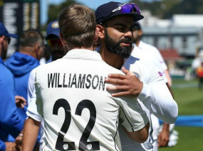 NZ VS IND: विराट कोहली ने कहा, लोग चाहते हैं कि हम इसे बड़ी हार मानें