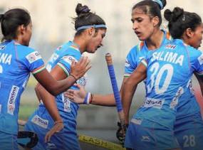 हॉकी: इंडियन विमेंस टीम ने न्यूजीलैंड को 3-0 से हराया, जीत के साथ किया दौरे का अंत