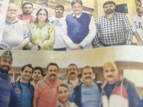 जबलपुर में फिल्म सिटी और शूटिंग लोकेशन्स की संभावनाएँ तलाशने पहुँचे इंडस्ट्री के दिग्गज