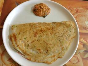 Recipe: रात के बचे चावल से बनाएं इंस्टेंट डोसा, आसन है रेसिपी