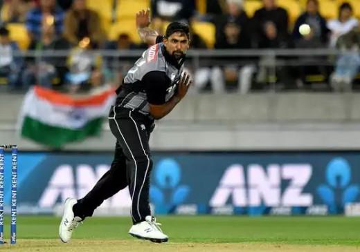 NZ VS IND: तीसरे वनडे मैच के लिए न्यूजीलैंड ने ईश सोढ़ी और ब्लेयर टिकनर को टीम में किया शामिल