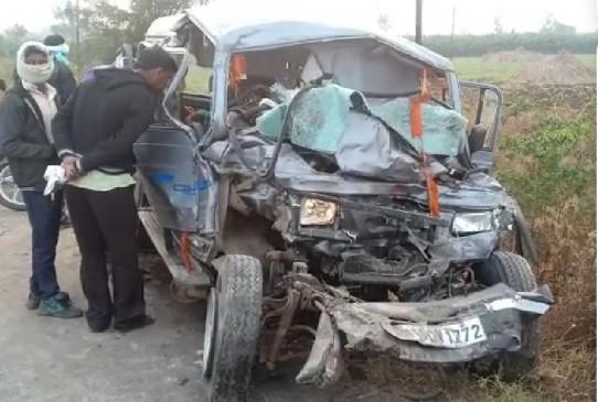 दर्दनाक हादसा : शादी के बाद घर लौट रहे दो परिवारों पर टूटा कहर, 12 की मौत