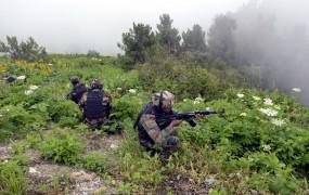 जम्मू-कश्मीर : पाकिस्तान ने किया संर्घष-विराम उल्लंघन, नागरिक की मौत
